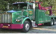 Sturbridge Service Center, Inc Towing Company Images