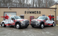 Summers Towing and Repair Inc. Towing Company Images
