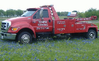 Temple Towing Service, Inc Towing Company Images