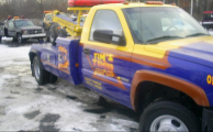 Tims Towing and Body shop Towing Company Images