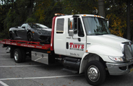 Tiny's Towing Towing Company Images