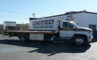 United Towing Service Inc. Towing Company Images