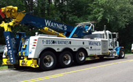 Wayne's Automotive & Towing Center Towing Company Images