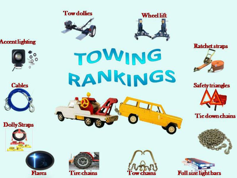 towing truck equipment